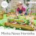 VÍDEO - Minha Nova Hortinha e Pomar!