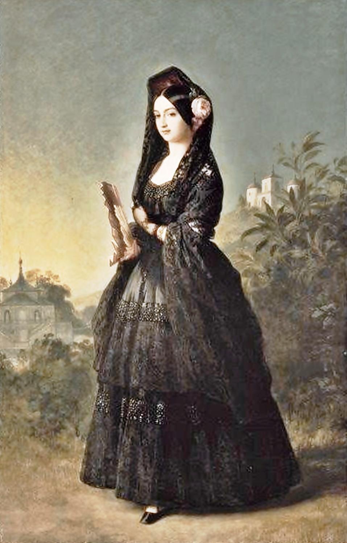 El siglo de las luces: La dama victoriana.