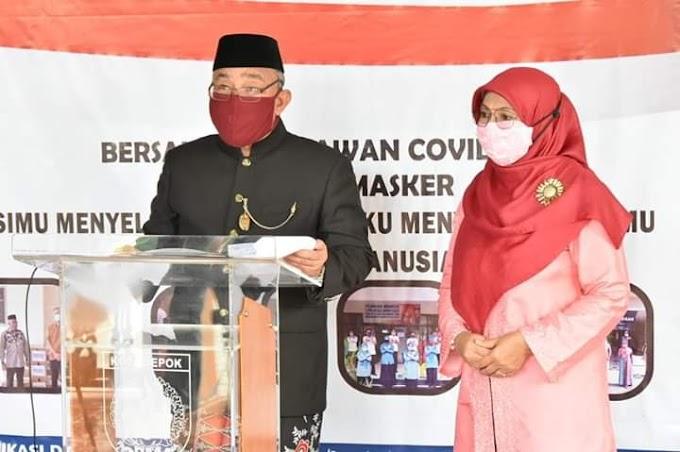 Spirit Of Humanity Warnai Hari Jadi Ke-21 Kota Depok
