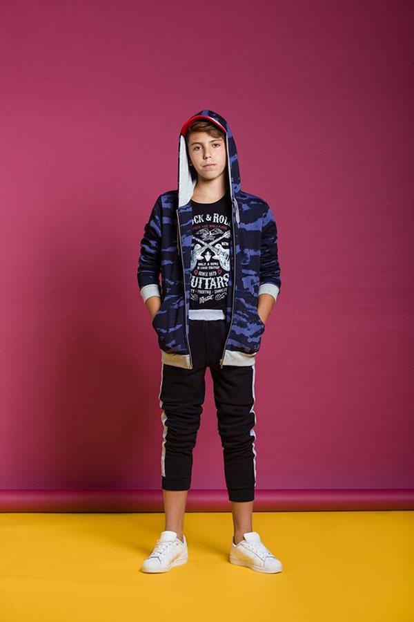 ropa para chicos invierno 2017