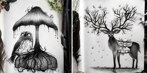 00-Lihnida-Dimeska-www-designstack-co-Fantasy-Creatures