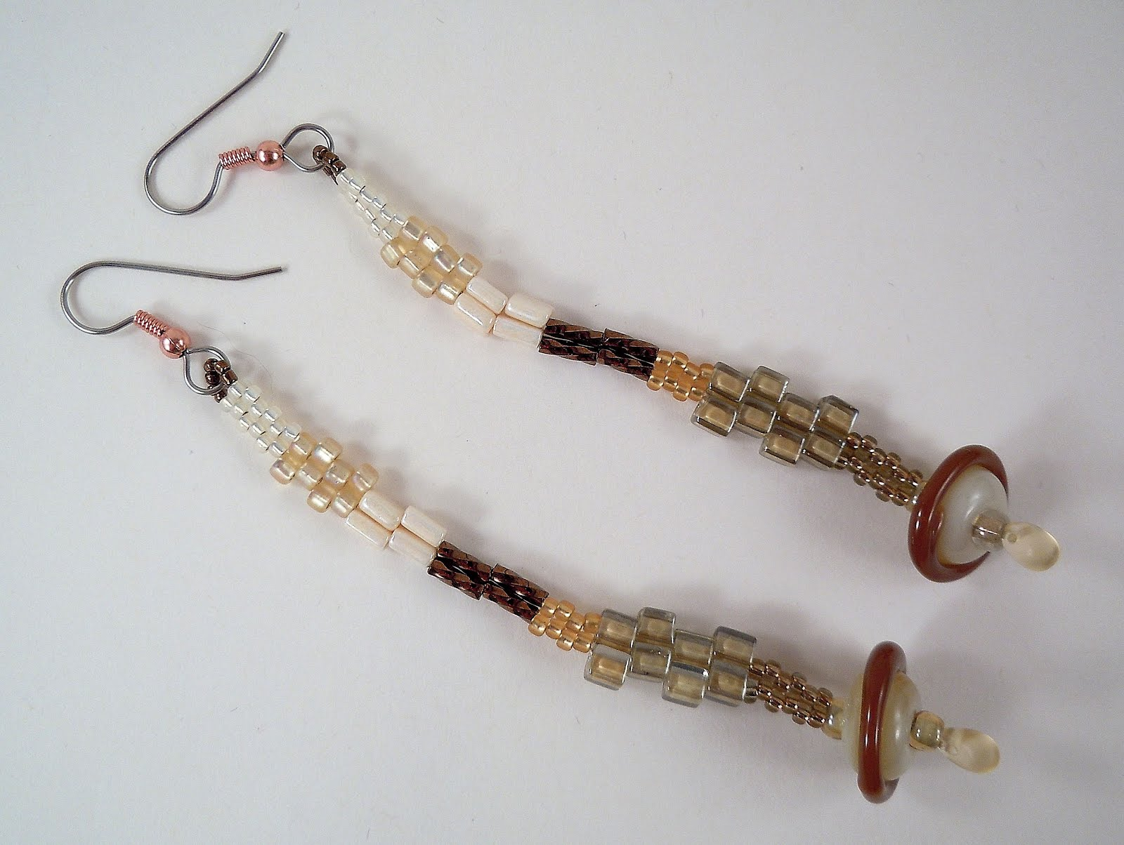 TanyaMcGuire: Stick earrings