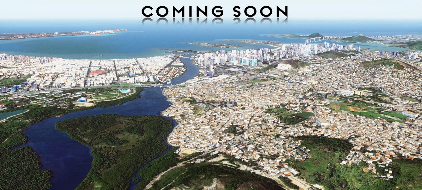 Coming Soon: The Vitória Photoreal Scenery for FSX – Poyares