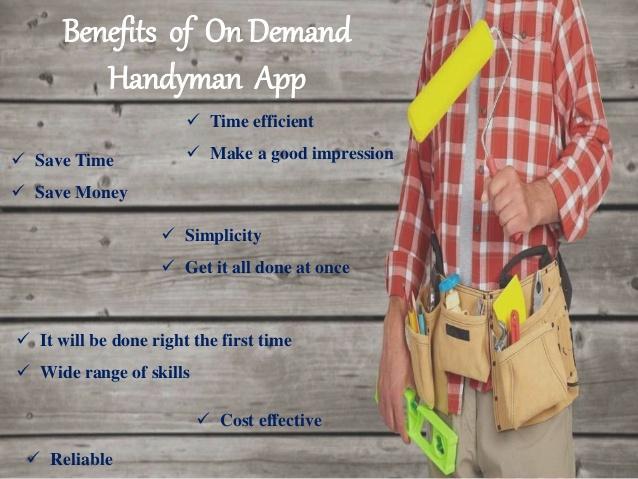 handyman app like uber