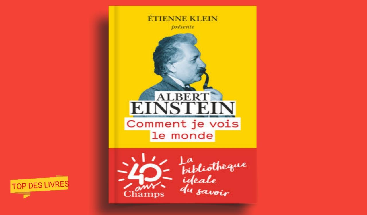 Télécharger : Albert Einstein - Comment je vois le monde en PDF