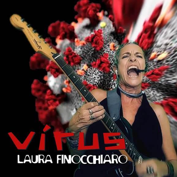 Para o vírus, vacina no braço para a luta, rock'n'roll na veia vírus? O da indignação