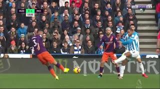 فيديو أهداف مانشستر سيتي - هيدرسفيلد 3-0 الدوري الانجليزي 20-01-2019