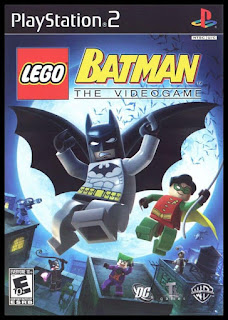 Download LEGO Batman - The Videogame PS2 ISO
