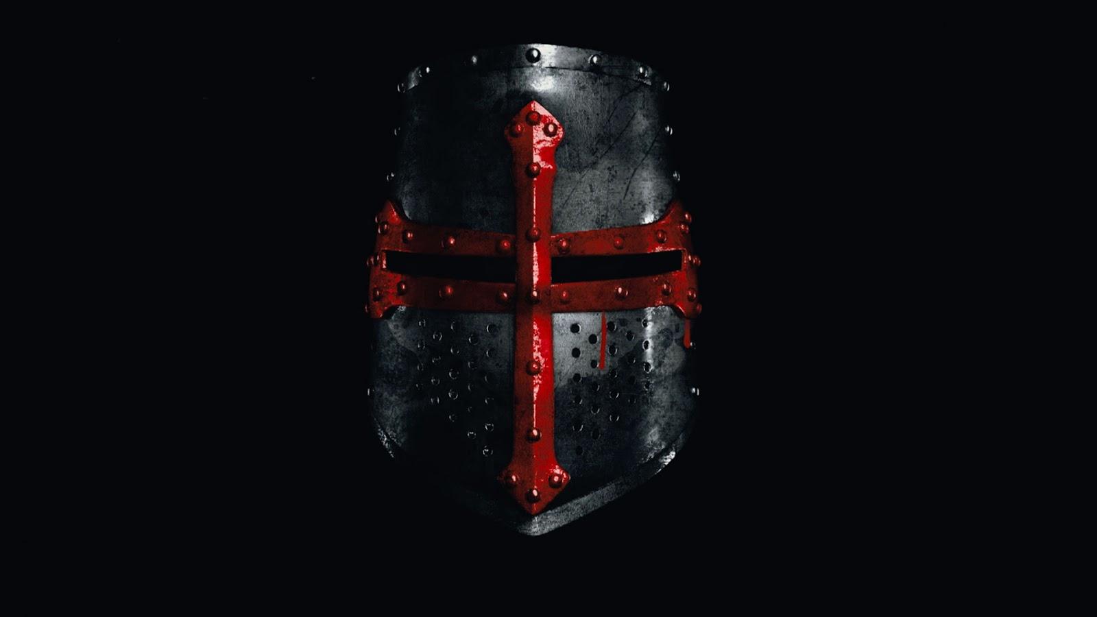Fotografía promocional de 'Knightfall', nueva serie de History Channel