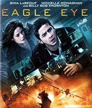 Eagle Eye 2008 BluRay 450Mb Hindi Dual Audio 480p ESub