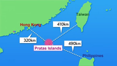 Pratas Islands