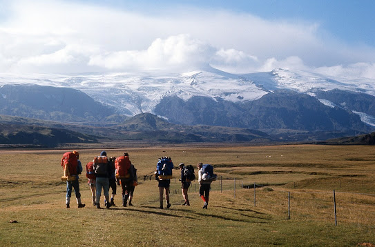 Iceland 1977: Leaving Einhryningur