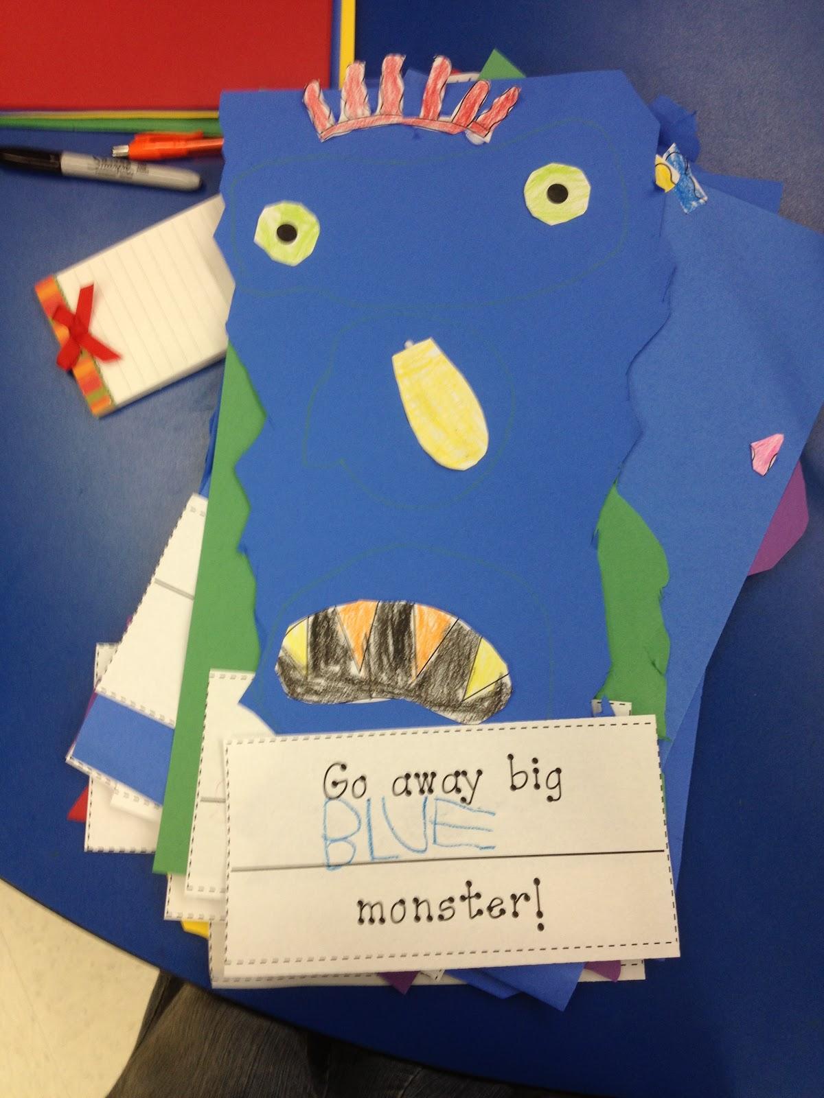 Kroger S Kindergarten Monster Fun