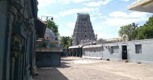 Thindrivaneshwarar Temple Tindivanam Villupuram