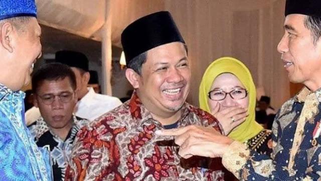 Fahri Hamzah Posting Lagi Foto dengan Jokowi, Beragam Reaksi Muncul