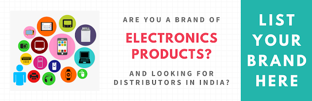 List Your Electronics Brand Here...