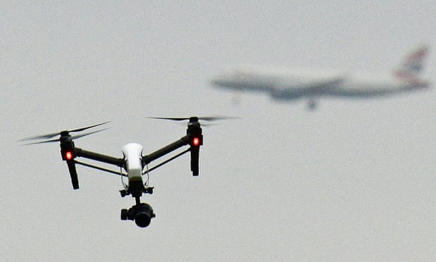 Drone Uk : scheme launch registration made compulsory