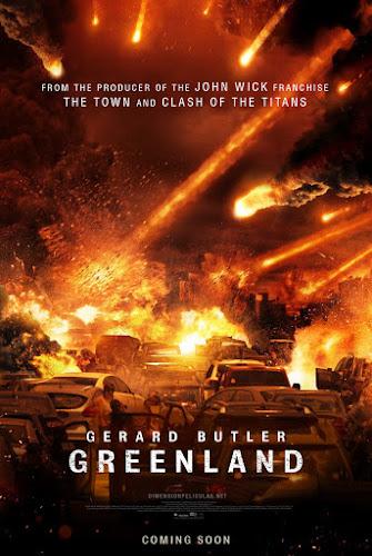 Greenland (BRRip 1080p Dual Latino / Ingles) (2020)