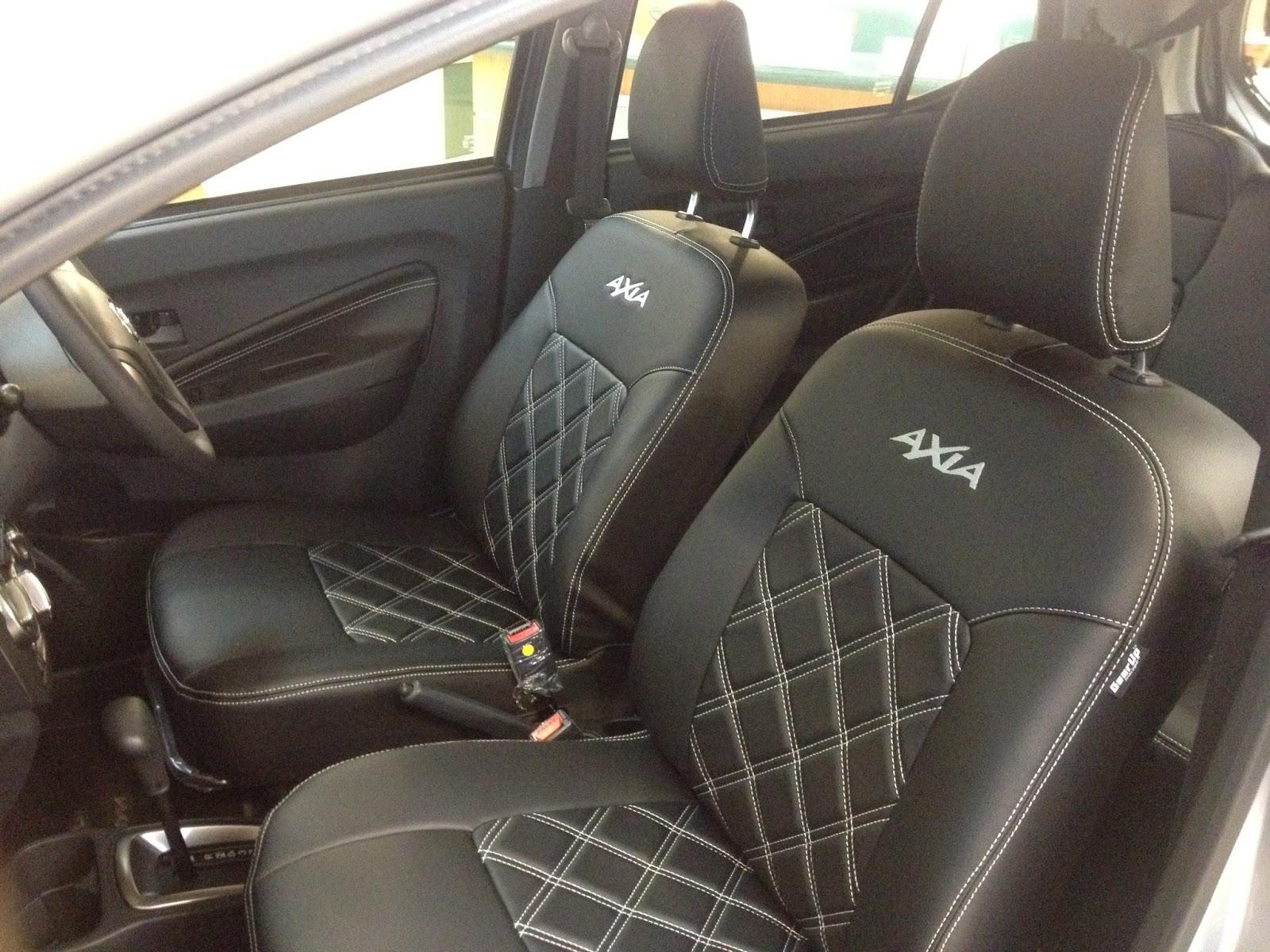 Promosi Perodua Axia standard G + Bodykit original Gear Up