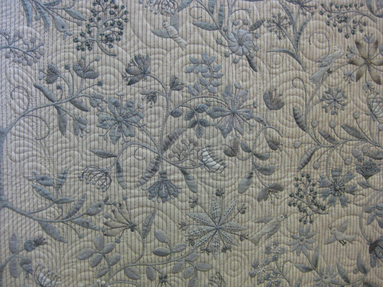 The Chain Piecer French Quilt Show 2016 Part 2