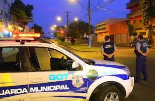 Veja as ocorrências da Guarda Municipal de Foz do Iguaçu (PR) durante o final de semana