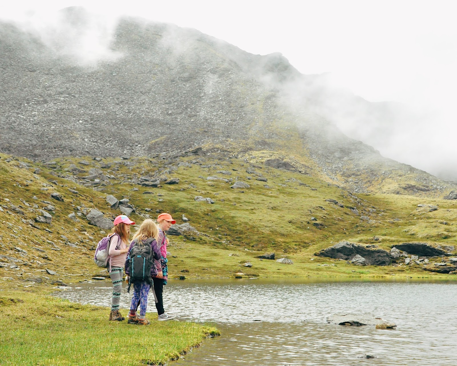 hatcher pass kid friendly hike