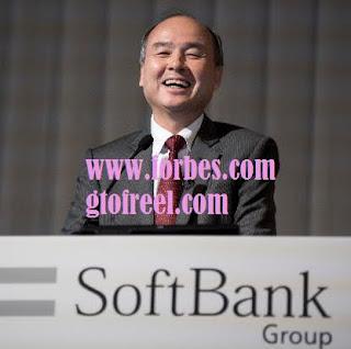 Masayoshi Son | gtofreel.com