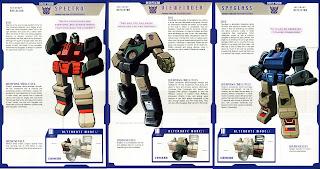 Reflector Decepticon Transformer