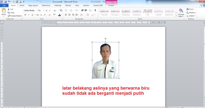 Rinto Kusmiran: Cara Mudah Edit Latar Belakang Photo ...