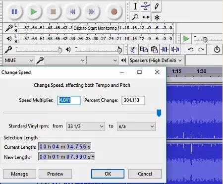 Software Untuk Mengubah Kecepatan Audio-1