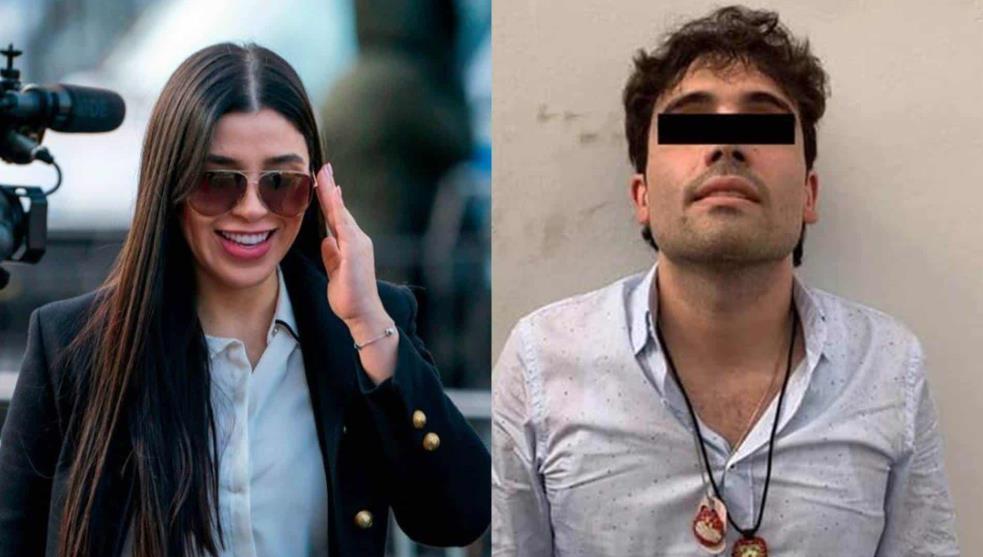 Amenazan a Emma Coronel tras caso Ovidio Guzmán