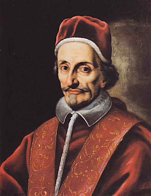 O Beato Papa Inocêncio XI foi patrono da Santa Liga.