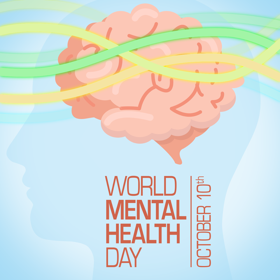 World Mental Health Day Wishes