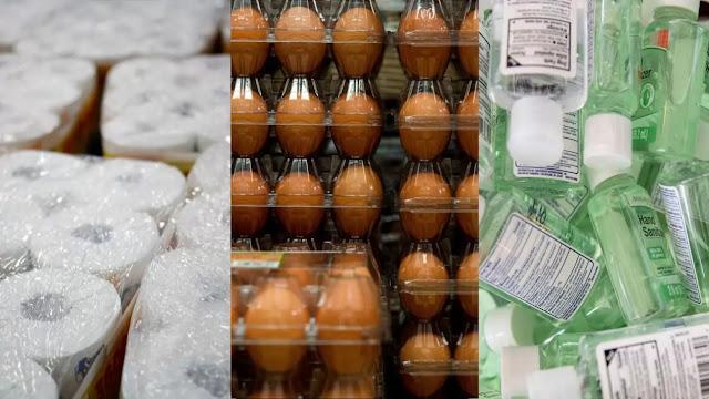 El regreso de la economía del trueque: cambiar huevos por papel de baño en medio del COVID-19