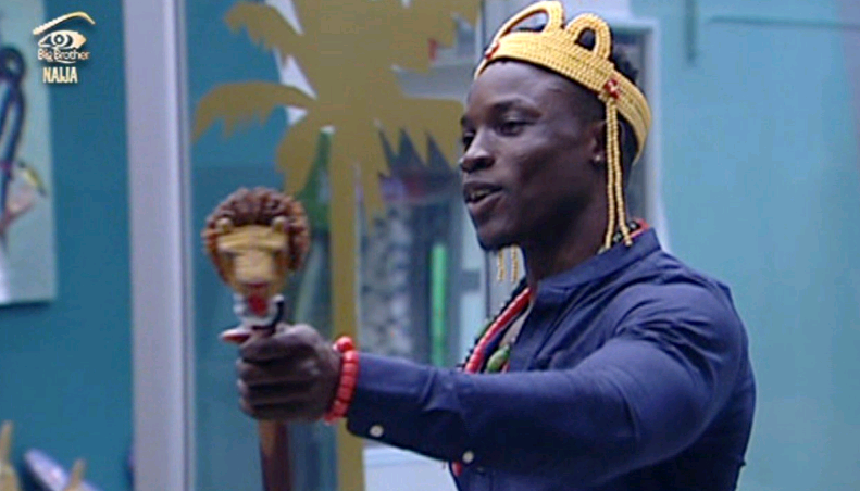#BBNaija: Bassey Evicted From Big Brother House