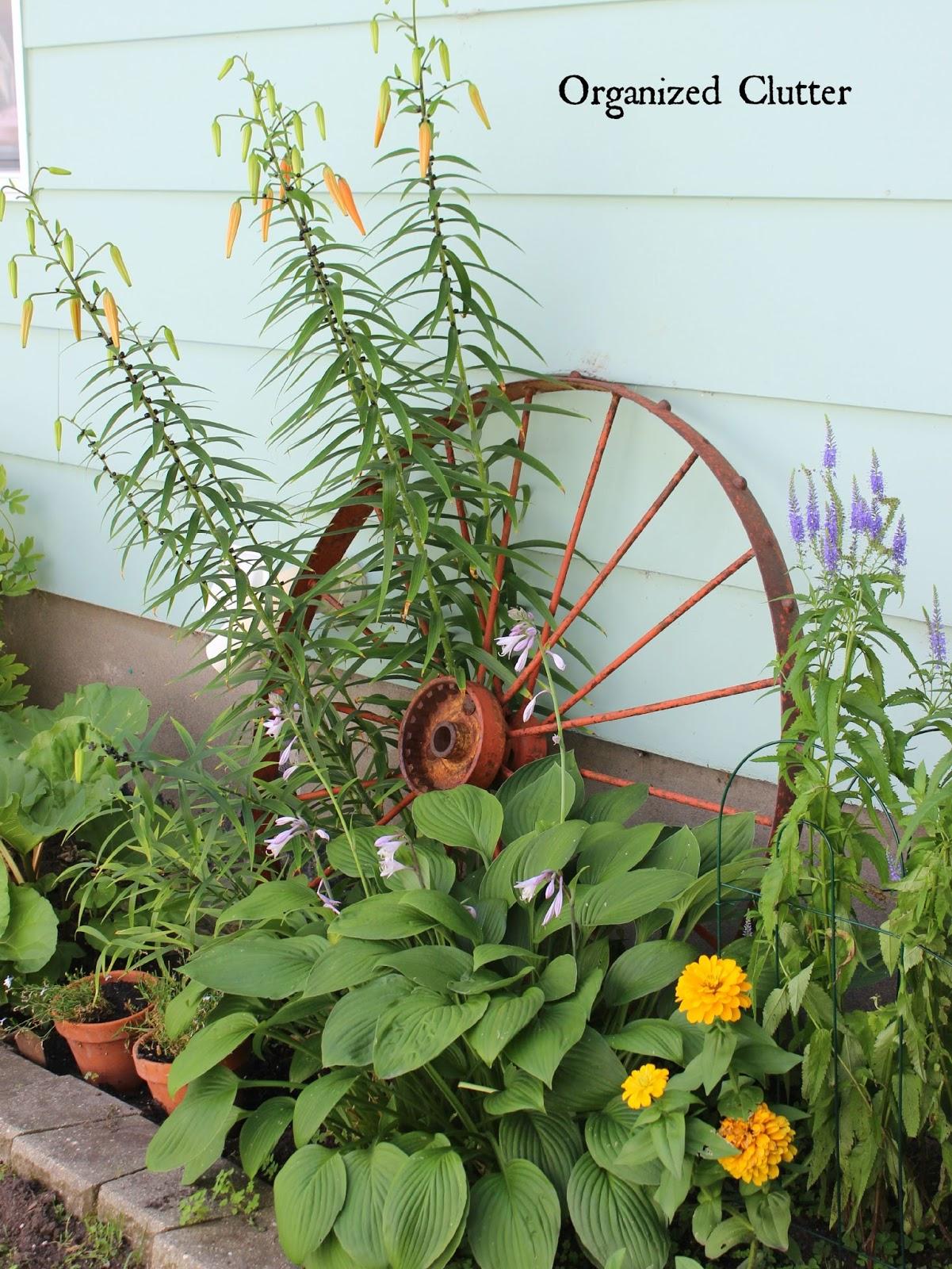 Rustic Yard U0026 Garden Decor Www.organizedclutter.net