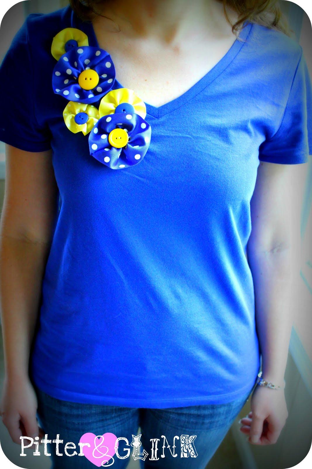 Diy T Shirt Decorating Ideas