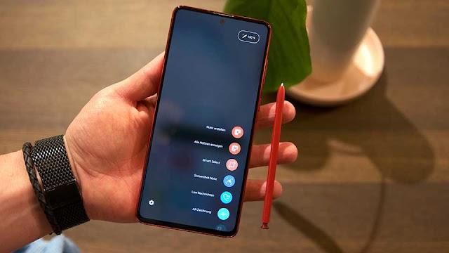 [Điện thoại] Trên tay Samsung Galaxy Note 10 Lite: Smartphone có S Pen rẻ nhất năm 2020