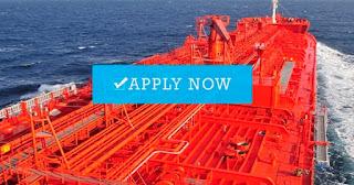 Recruitment For Chemical Tanker Ship