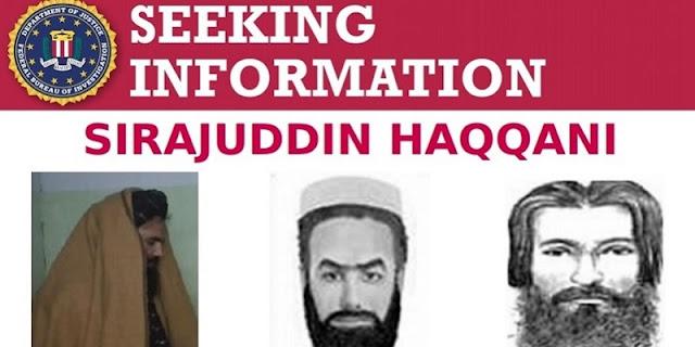 Taliban Desak Washington Hapus Sirajuddin Haqqani dari Daftar Hitam AS