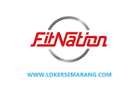 Lowongan Kerja Semarang Juni 2021 di FitNation