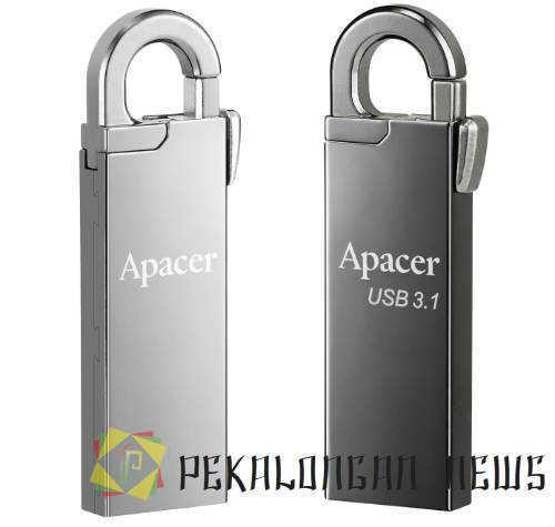 Snap Hook Atau USB Flash Drive AH13A dan AH15A , Kemudahan Penyimpanan Barang-barang Pribadi Anda