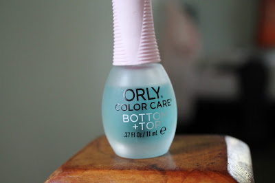 Orly Color Care Bottom + Top Coat