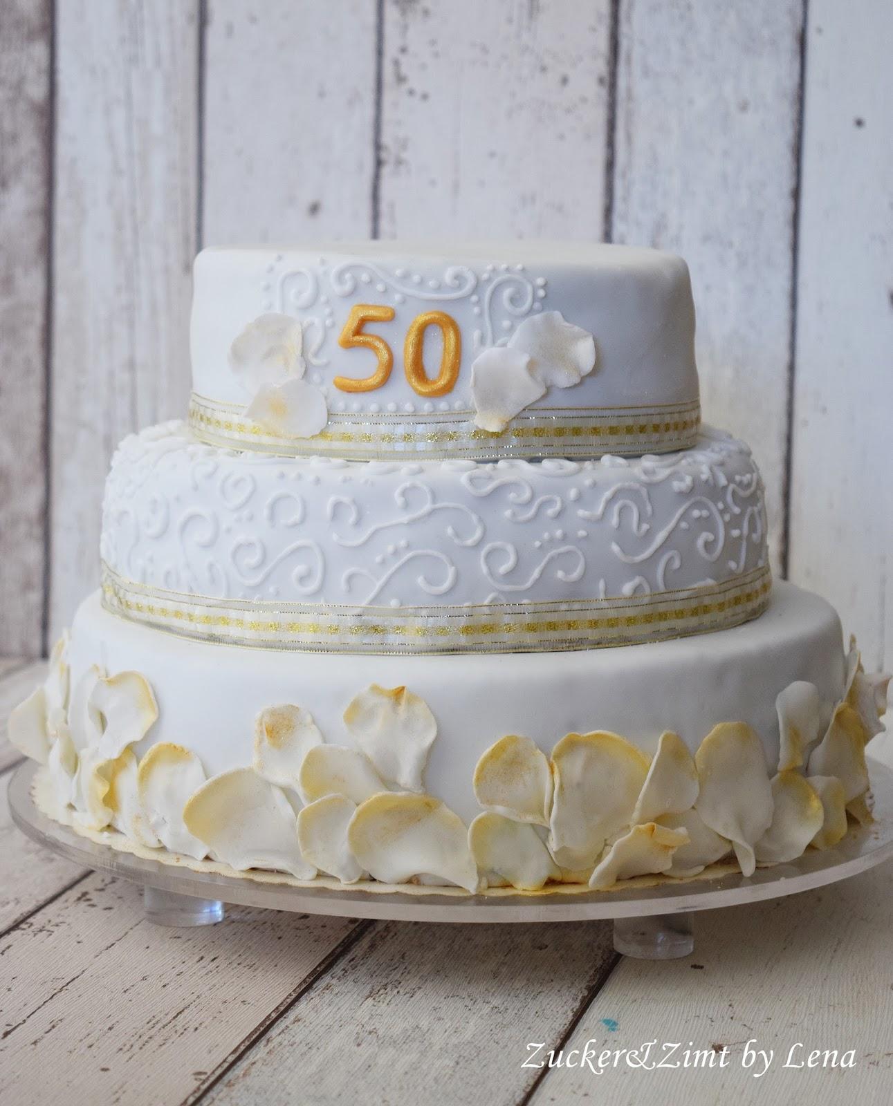 Torten Zur Goldenen Hochzeit Kunstvolle Hochzeitstorten Aus Peine