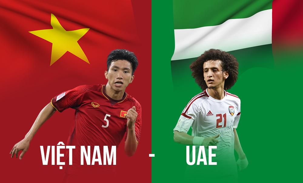 Việt Nam dành thắng lợi 1-0 UAE, đi tiếp vòng loại World Cup 2022