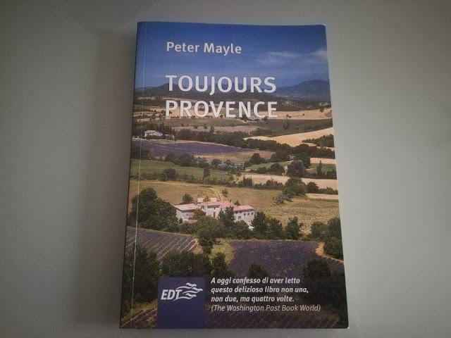 Il libro di Peter Mayle Toujour Provence
