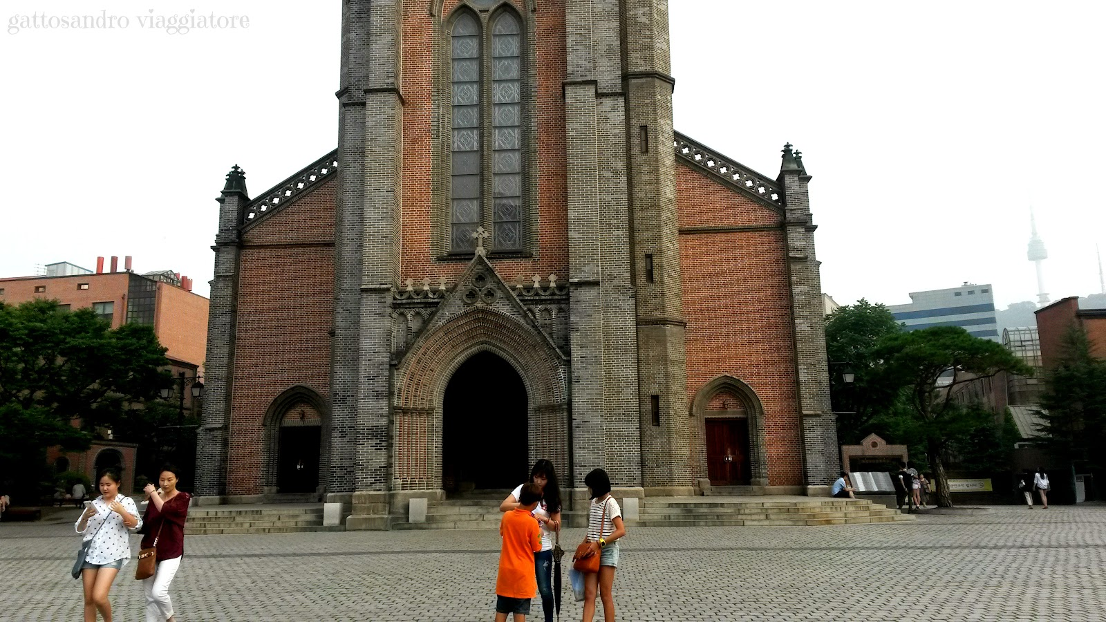Cattedrale di Myeong-dong