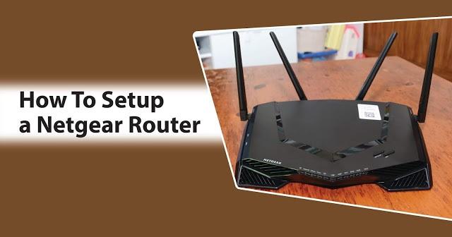 routerlogin.net Setup