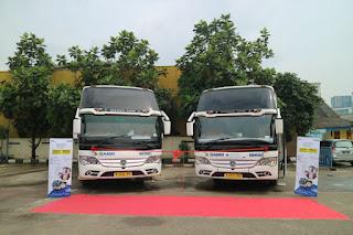 Bus DAMRI Buka Trayek Jakarta - Malang
