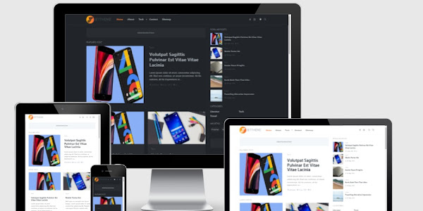Free Download JetTheme Premium Blogger Template
